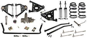 1978-88 Malibu Suspension Speed 3 Kit, Front, by Detroit Speed