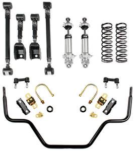 1978-1988 El Camino Suspension Speed 3 Kit, Rear, by Detroit Speed