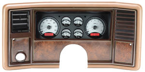 1978-88 El Camino Gauge Conversion, VHX