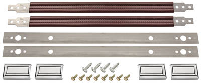 "1978-1988 Monte Carlo Door Panel Pull Straps 16"", by PUI"