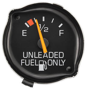 1979-85 Malibu Gauge (Reproduction) Fuel Gauge (OE# 6432821)