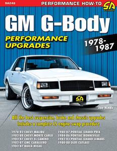 GM G-Body Performance Upgrades