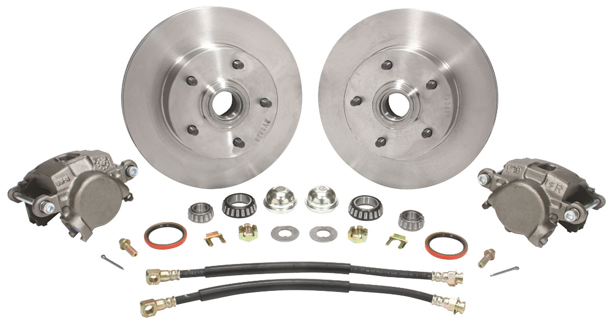 Photo of Grand National Spindle Wheel Kit, Front Drop