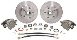 1979-1988 El Camino Spindle Wheel Kit, 1979-88 Front Drop, by CPP