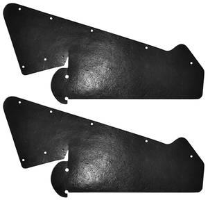 1981-1987 Monte Carlo A-Arm Dust Shields, 1981-87 Monte Carlo