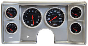1978-81 El Camino Dash Conversion Sport Comp Electric, by Classic Dash
