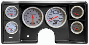 1978-81 Monte Carlo Dash Conversion Ultra Lite Electric