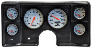 1978-1981 Malibu Dash Conversion Phantom Electric, by Classic Dash