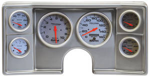 1982-88 Malibu Dash Conversion Ultra Lite Electric, by Classic Dash
