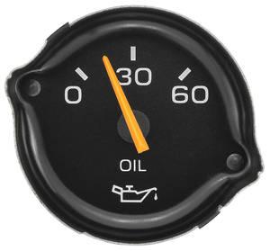 1979-85 El Camino Gauge (Reproduction) Oil Pressure (OE# 25025579)