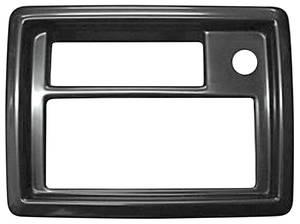 1986-88 El Camino Radio Faceplate, Custom