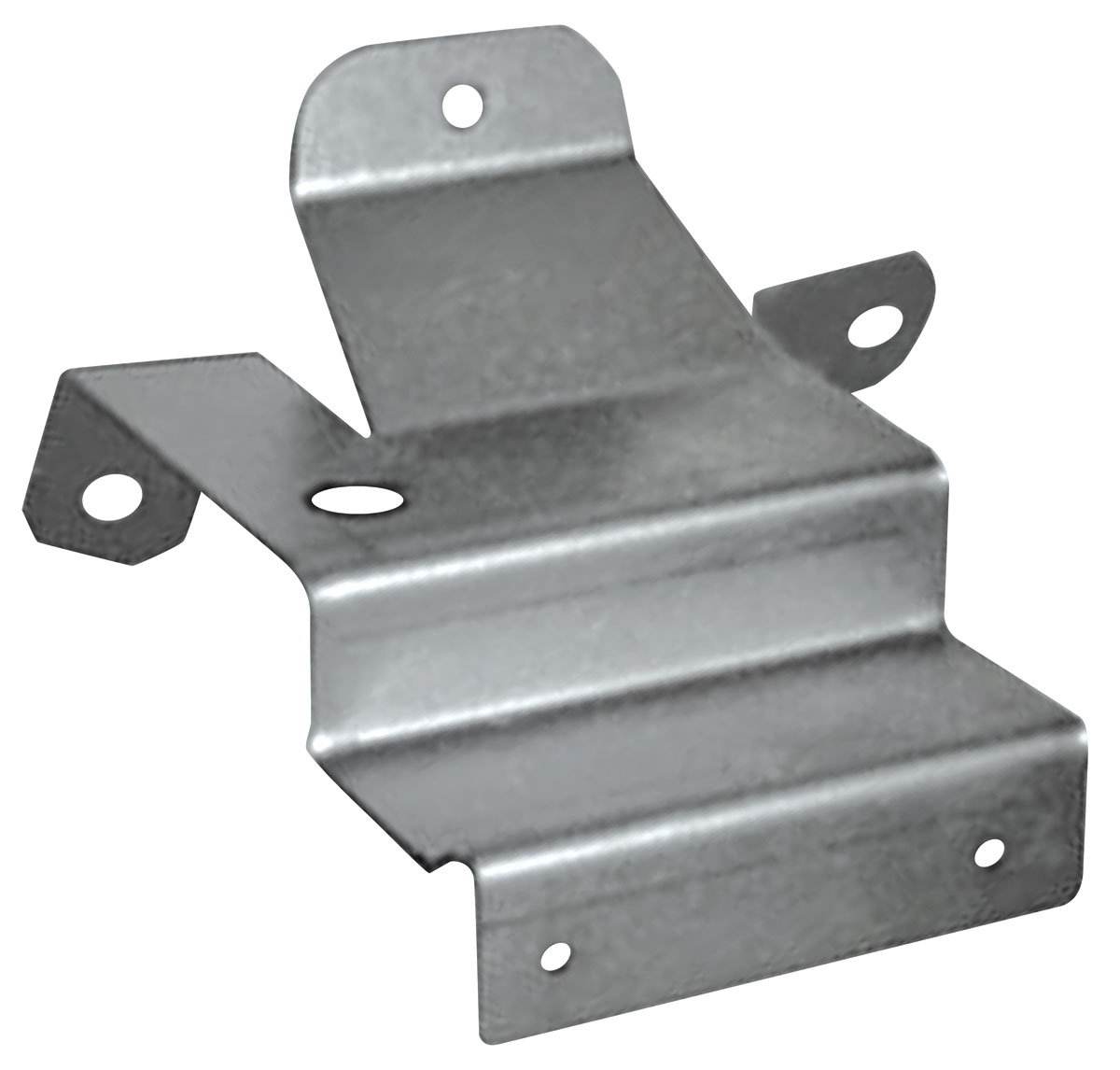 Photo of Console Mounting Bracket front, 4-Speed manual/column shift auto