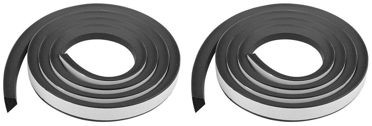 Photo of T-Top Weatherstrip, Monte Carlo (On-Body) top plate seals