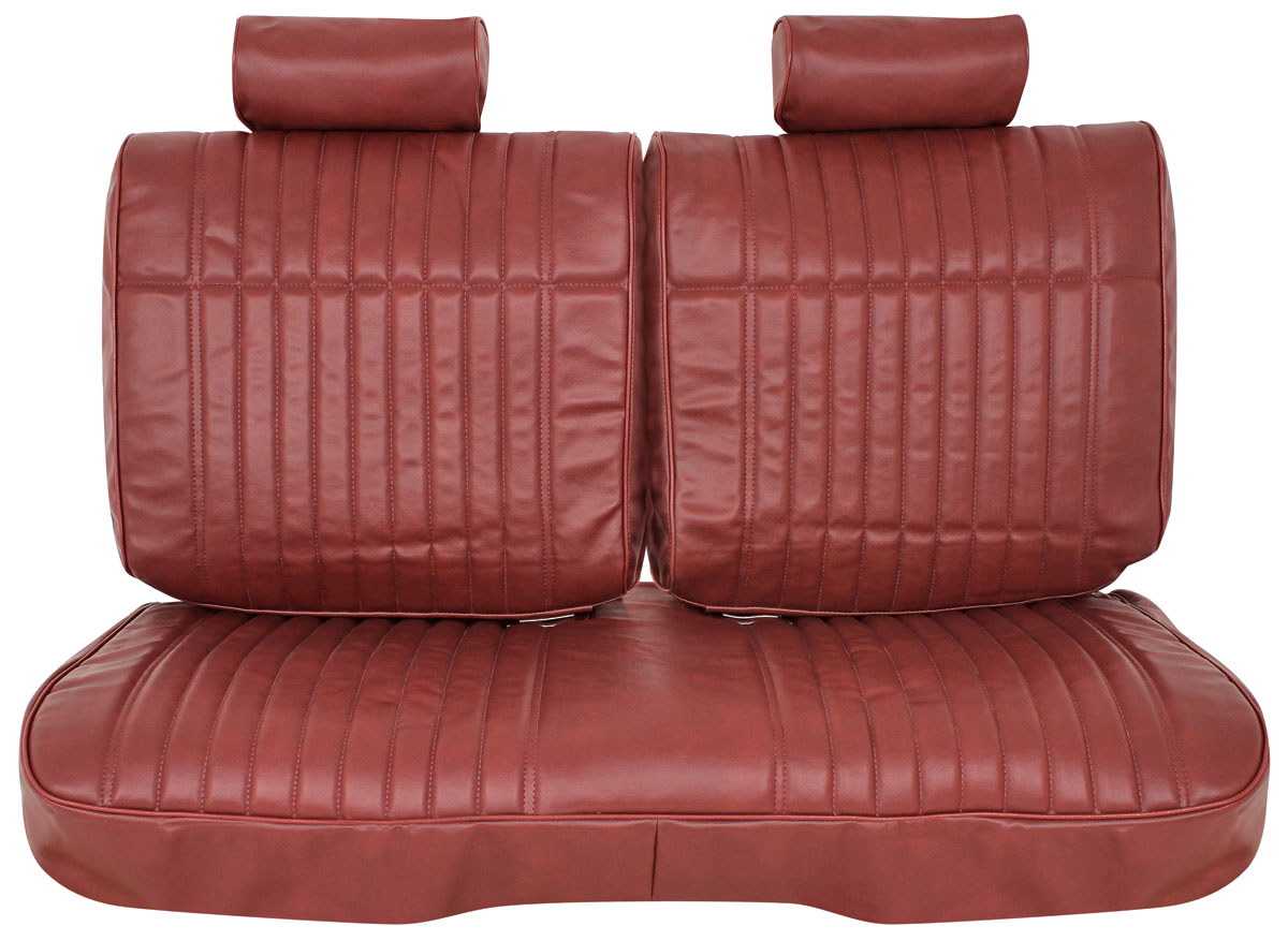 Photo of Seat Upholstery, 1978-82 Split-Back Bench Malibu 2-Door And Monte Carlo (Front/Rear) vinyl, w/o armrest, w/headrests