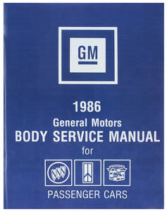 Fisher Body Manuals