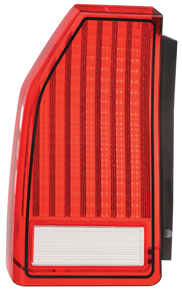 Photo of Lenses, Tail Light, Monte Carlo SS