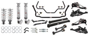 1978-88 El Camino Handling Suspension Kits, G-Body, QA1 With Shocks Level 2