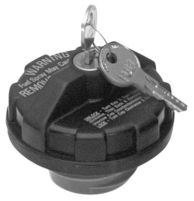 Photo of Gas Cap vented, locking (AC Delco)