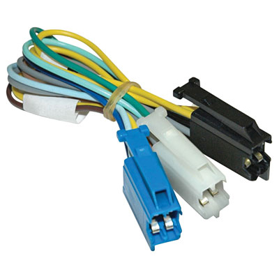 Photo of Connector, Delco Radio Wiring power feed & speaker out