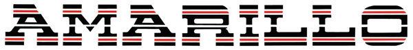 "Photo of Tailgate Decal, 1981-87 GMC Sprint ""Amarillo"""