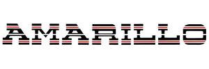 "El Camino Tailgate Decal, 1981-87 GMC Sprint ""Amarillo"", by Phoenix Graphix"