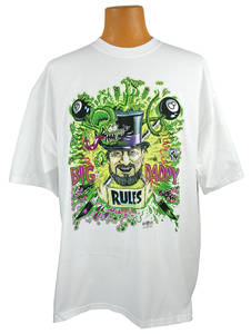 1978-88 Malibu Ed Roth Tribute Tee Med.-3XL