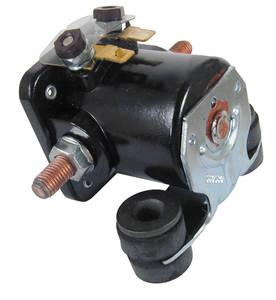 1982-1983 Monte Carlo Glow Plug Relay, 1982-83 (4.3L U)