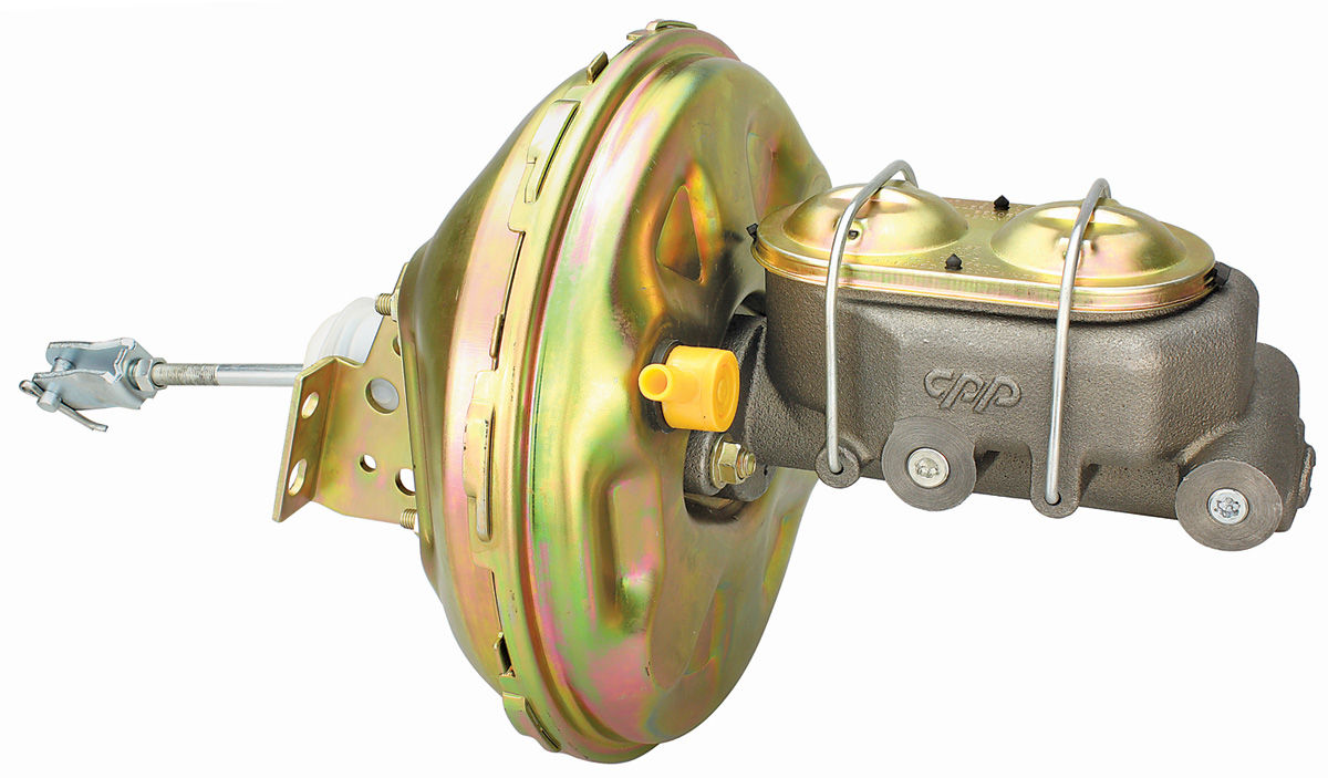 """Photo of LeMans Brake Booster w/Disc Brake Master Cylinder (Power Brake) 11"""""""