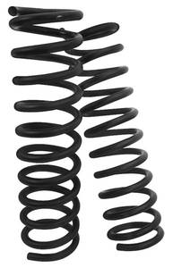 1982 Coil Springs without Air Conditioning (Front) Malibu 8-Cylinder, 5.7 Wagon, Diesel (HD)