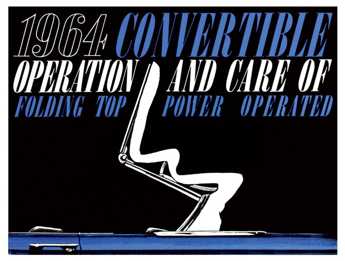 Photo of Convertible Top Manual