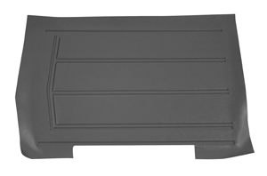 Chevelle Door Panels, 1965 Leatherette Convertible, Rear