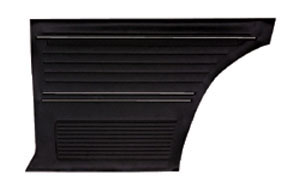 Chevelle Door Panels, 1969 Leatherette Coupe, Rear, by Distinctive Industries