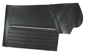 Chevelle Door Panels, 1969 Leatherette Convertible, Rear, by Distinctive Industries