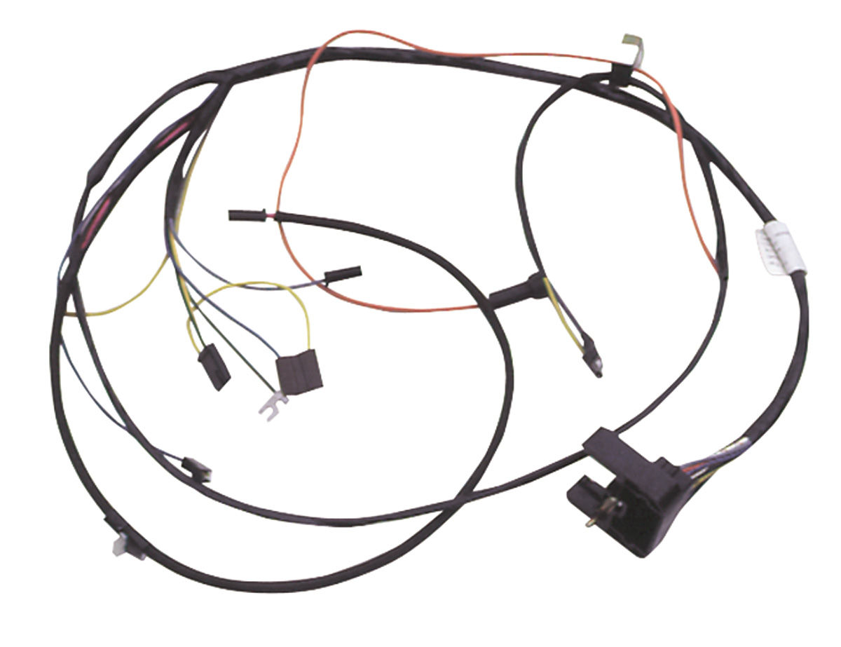 M&H 1964 LeMans Engine Harness 6-Cylinder Auto @ OPGI.com