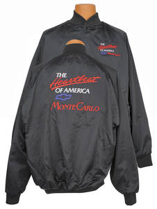 "Heartbeat Of America Satin Racing Jacket ""Monte Carlo"""