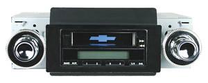 1973-77 Monte Carlo Stereo, 200 Series (Black)