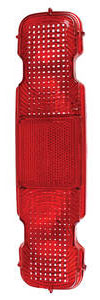 1970-1972 Monte Carlo Tail Lamp Lens, 1970-72