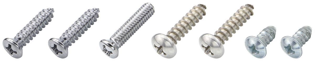 Photo of Exterior Screw Set (9-Piece)