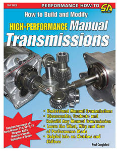 1964-1973 GTO How To Build & Modify High-Performance Manual Transmissions