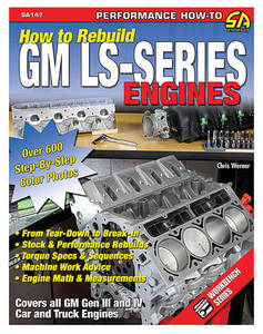1964-1977 Chevelle How To Rebuild GM LS-Series Engines
