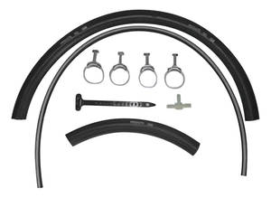 1969-1969 Chevelle Smog System Hose Set, Complete Small-Block