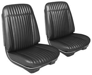 1971-72 Monte Carlo Seat Kits, Pre-Assembled (Bucket)