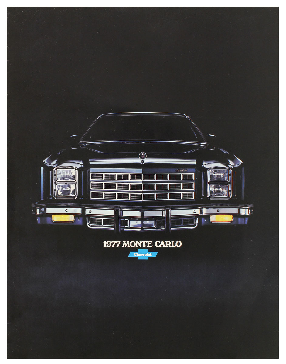 Photo of Monte Carlo Full-Color Sales Brochure