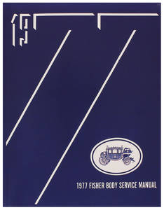 1977 Monte Carlo Fisher Body Manuals