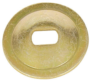 1969-75 Window Guide Roller Backing Washer (Grand Prix)