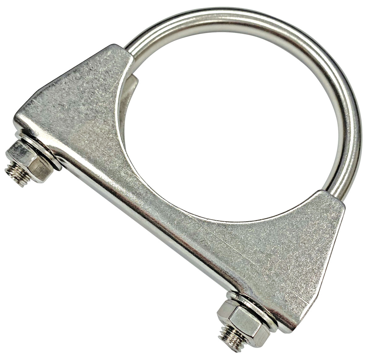 Photo of Exhaust Clamp, Stainless Steel 3""