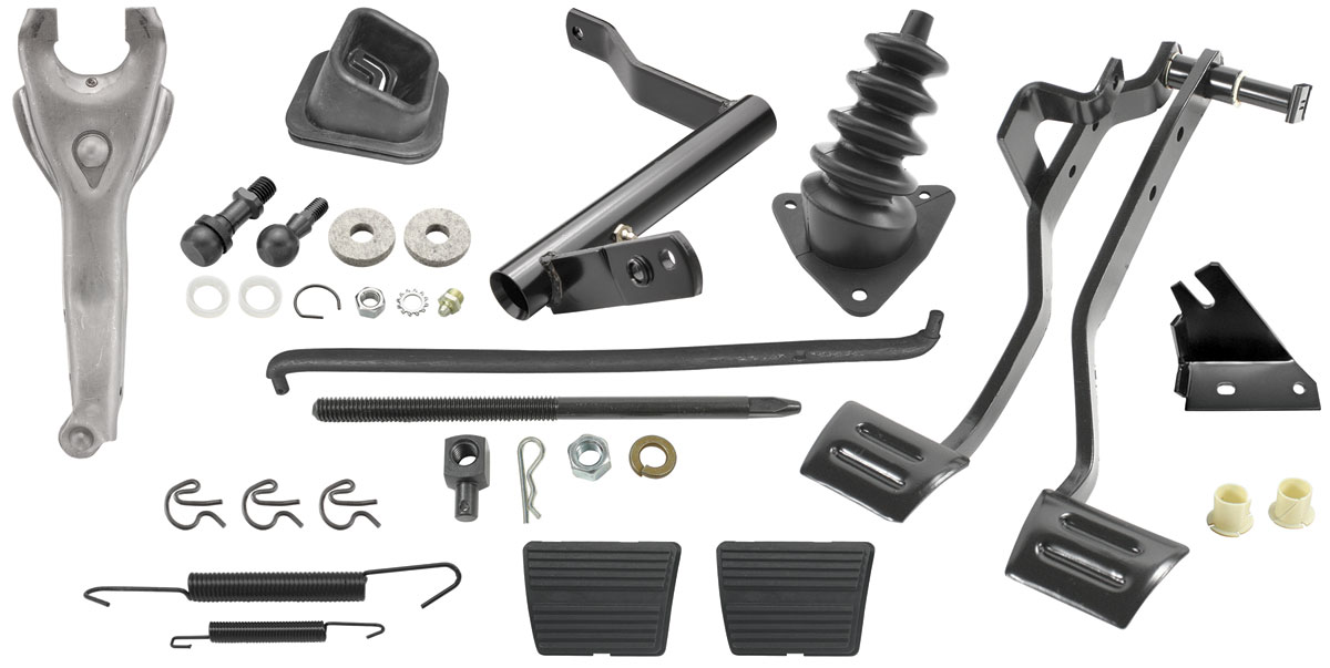 Photo of Clutch Linkage Kit, Complete