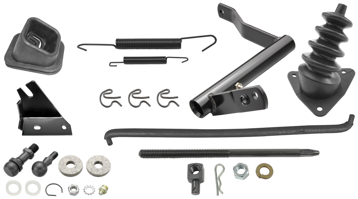 Photo of Clutch Bellcrank Linkage Kit (Small-Block/Big-Block)