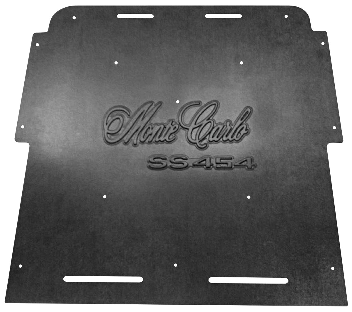 "Photo of Hood Insulation & Shield Kit; AcoustiHood ""Monte Carlo 454"""