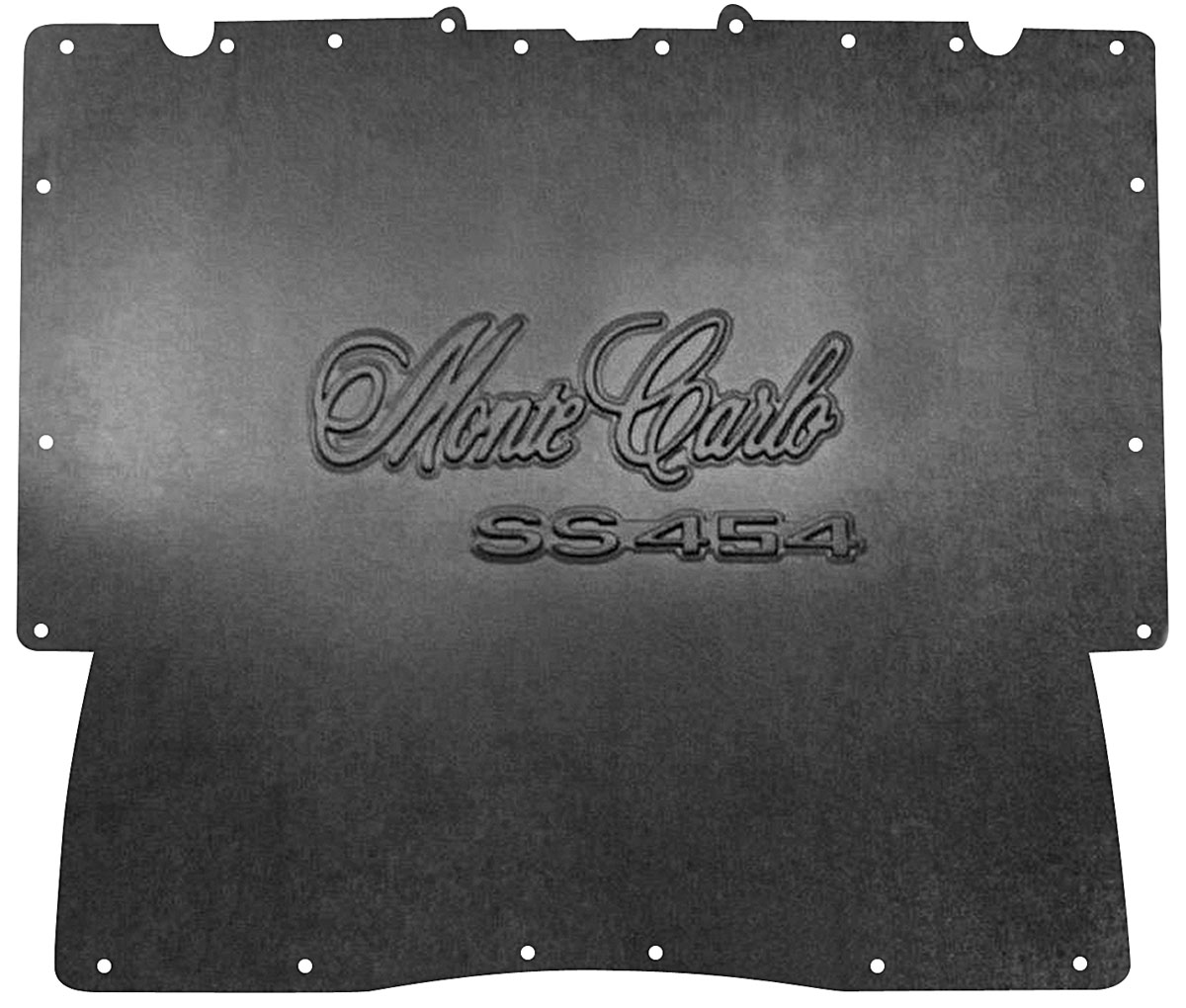 "Photo of Hood Insulation & Shield Kit; AcoustiHood ""Monte Carlo 454"""